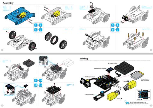 Line Follower Robot Using Arduino 5f5698 furthermore Robot programming languages furthermore 401792 Roboterarm Widowx Ohne Servomotoren besides Keyes Flame Sensor Module besides Kit Chasis Para Carro Robot 2wd Con Encoders. on arduino robot kit