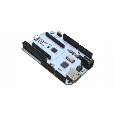 """Platine d'extension """"Arduino Dock R2"""" pour module Omega 2 - Onion"""