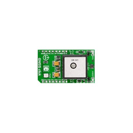 Module GNSS click pour évaluation GPS GNSS Quectel's L86