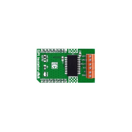"Module ""SPI Isolator click Board"""