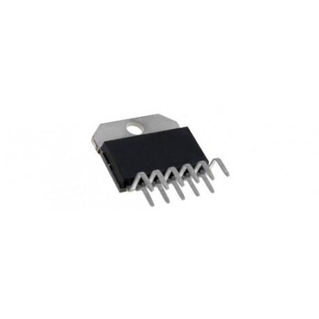 """Circuit pont en """"H"""" LMD18200T pour commande moteur cc 3 A par arduino"""