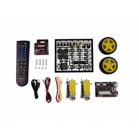 110060322 Kit robotique éducatif GoGo Board pour raspberry Pi