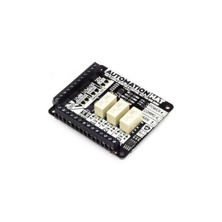 PIM213 Platine d'interfacePimoroni Automation HAT pour raspberry 3