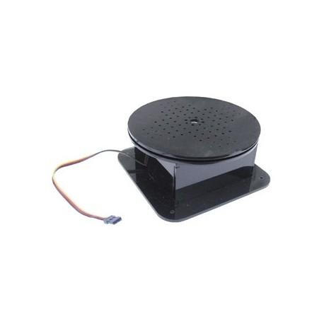 TURRET8 Mini-tourelle PAN pour robot et apprentissage STEM en classe