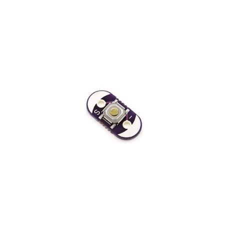 DEV-08776 Platine LilyPad bouton-poussoir pour application arduino