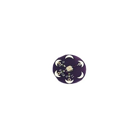 DEV-08467 : Platine LilyPad à Led RVB application compatible arduino
