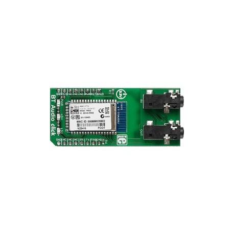Module BT Audio Click base RN52 communication Bluetooth audio