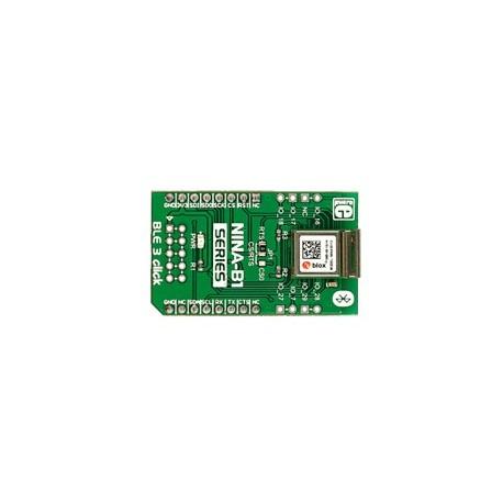 Module BLE3 Click NINA-B1 Bluetooth 4.2 Low Energy BLE Bluetooth Smart