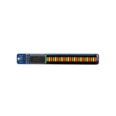 Bargraphe bicolore I2C