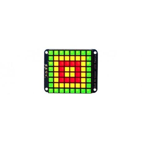 Matrice à leds tricolores