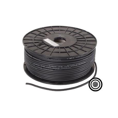 Câble OFC Mono 1x0,5mm (noir)