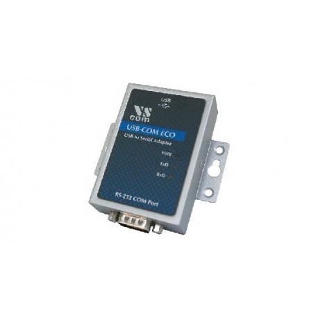 Convertisseur USB - 1 x RS232 (USB-COM ECO) - VSCOM
