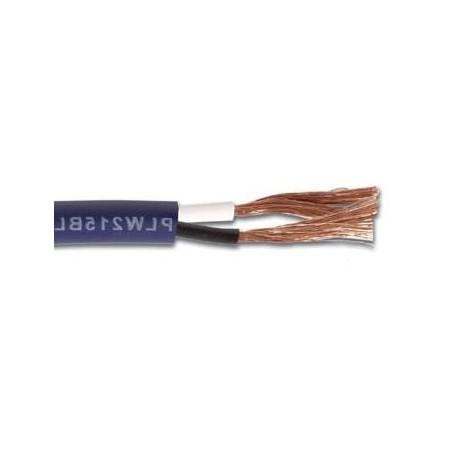 Câble OFC haut-parleur 2x1,5mm (gainé)