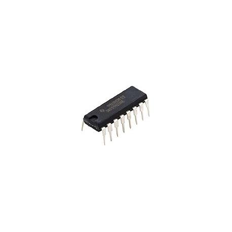 """COM-00315 Circuit pont en """"H"""" pour commande de moteur cc par arduino"""