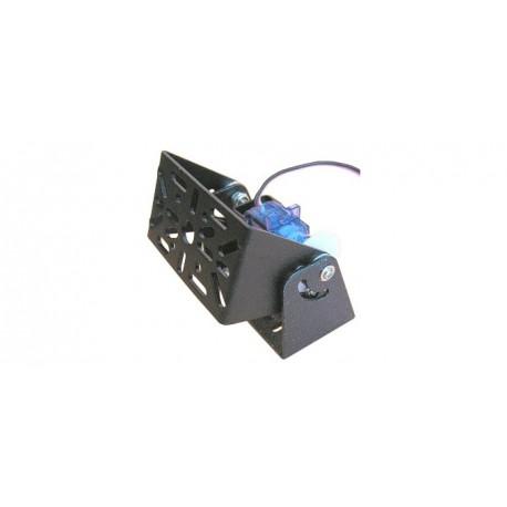 TURRET5 Tourelle Pan/Tilt miniature pour capteur divers et robotique