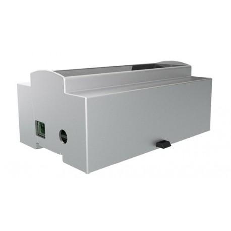 LEX-CASE-R3 Boitier rail DIN pour carte arduino MEGA 2560