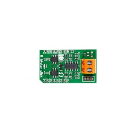 MIKROE-2396 : R Meter click Mikroelektronika - Mesure de résistance