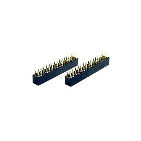 Connecteurs femelles (pour CB280)