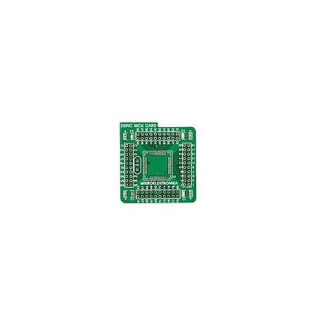 "Circuit imprimé ""dsPICMCUcard4"""