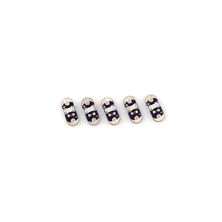 DEV-10047 Platine LilyPad à Led jaune gamme LilyPad arduino compatible