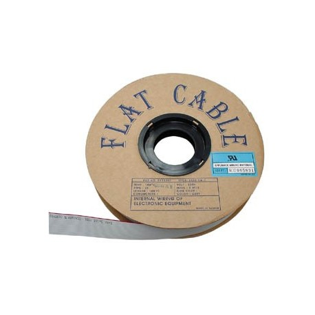 Câble en nappe (1,27 mm) 14 conducteurs