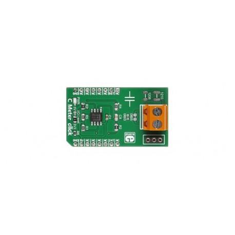 MIKROE-2376 : C Meter click Mikroelektronika - Mesure de capacité