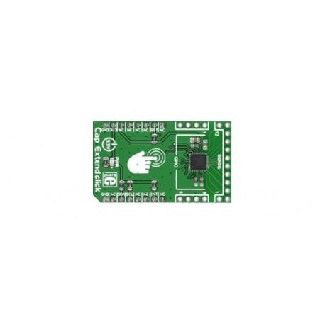 MIKROE-2238 : Cap Extend click - capteur 12 entrées capacitives