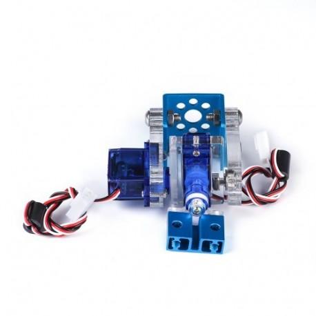 MAK89003 Kit Mini tourelle Pan/Tilt Makeblock pour robot mbot
