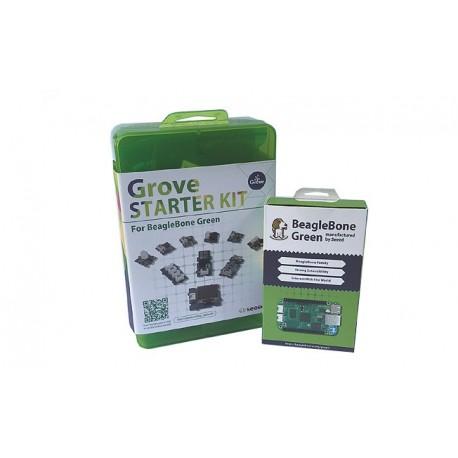 LEX-STK07 - Starter kit Seeed Studio  Grove pour BeagleBone Green