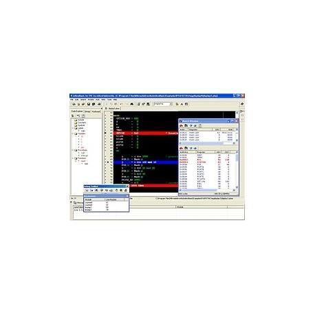 """Compilateur Mikroelektronika """"MikroC PRO"""" pour FT90X"""