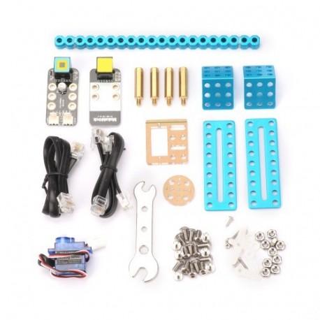 MAK98052 Pack Add-on Servo Pack Makeblock pour robot éductaif mobot