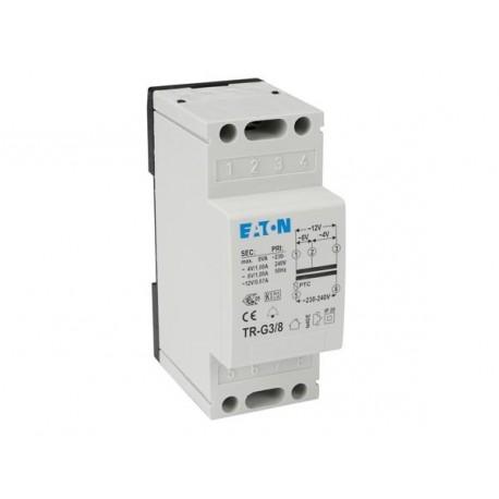 Transformateur modulaire 4/8/12Vac-8VA