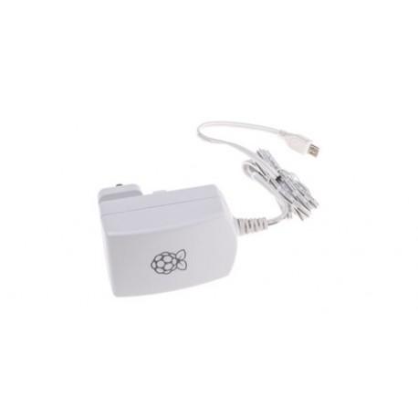 Alimentation sortie micro USB - 5 Vcc-2,5 A pour Raspberry ou autre