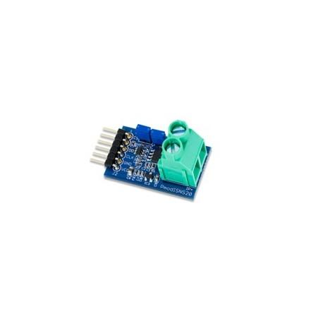 PMODISNS20 : Capteur de courant ACS722 (20 A max.) pour arduino