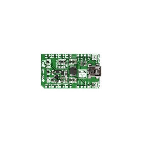 Module USB I2C click