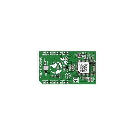 Module GPS GNSS3 click - standard GNSS - antenne intégrée