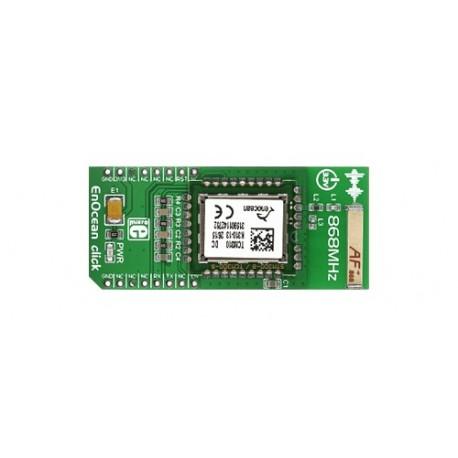 MIKROE-1908 Module EnOcean click avec transceiver 868 Mhz TCM31