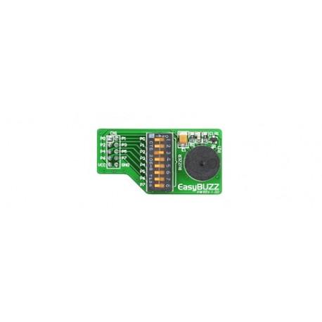 EASYBUZZ Platine buzzer  (20 Hz à 20 KHz) pour arduino et autre