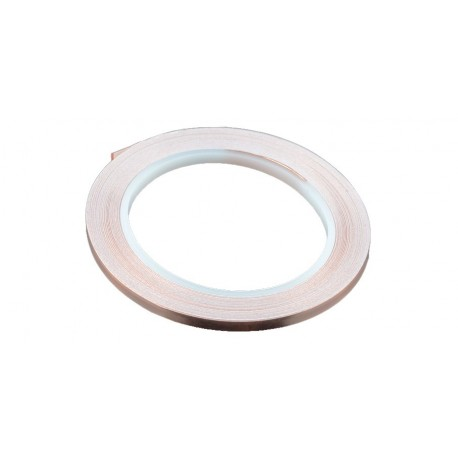 PRT-10561 : Ruban de cuivre 5 mm (15 m) pour blindage RF