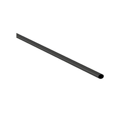 Gaine thermoretractable 1.6mm (noir)