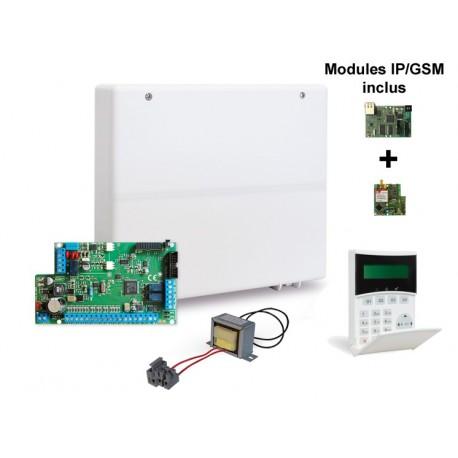 Pack LEX24 avec modules GSM et IP