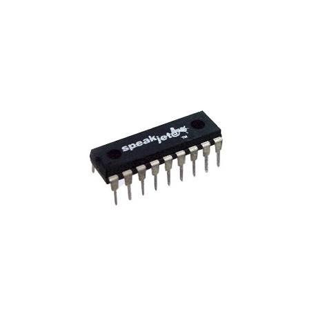 "Circuit intégré ""SpeakJet"""