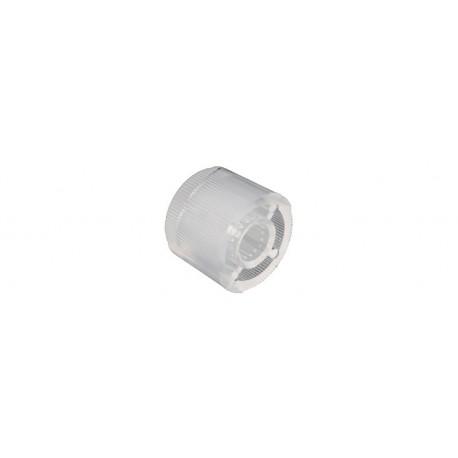 Bouton transparent pour potentiomètre