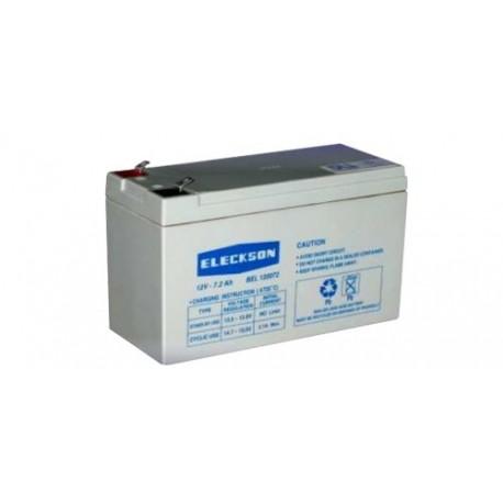 Batterie au plomb 12V / 7,2 Ah