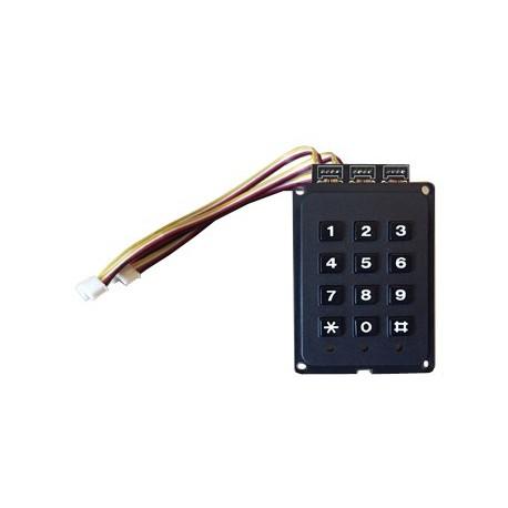 Clavier matricé 12 touches pour arduino et Raspberry compatible grove