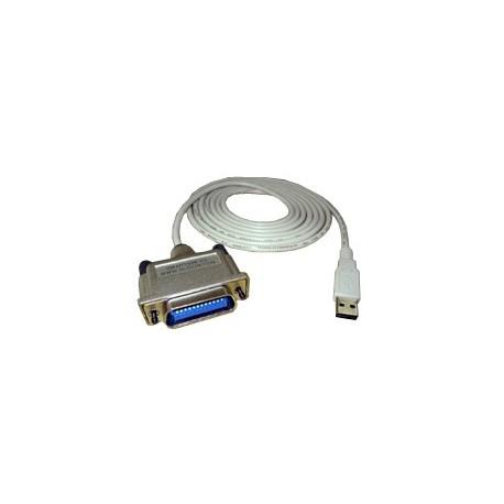 """Cordon d'interface """"USB «» GPIB"""" pour pilotage d'équipements GPIB"""