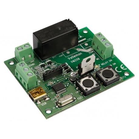 Module minuteur avec interface USB