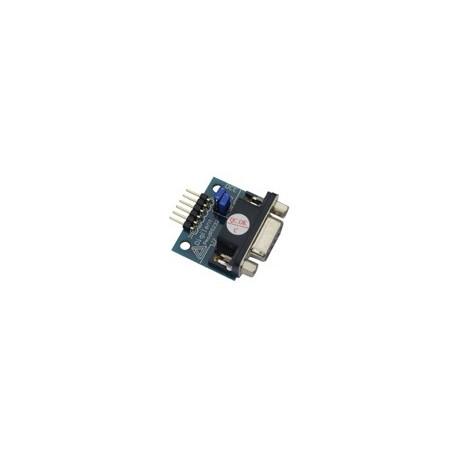 Module PmodRS232 - Interface RS232