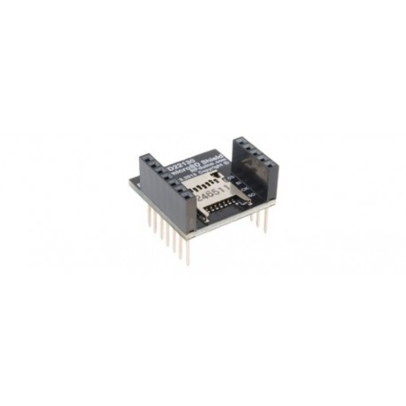 RFD22130 - RFduino - MicroSD Shield (option poir module RFDuino)