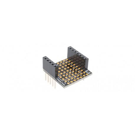 RFD22125 : RFduino - Proto Shield avec zone de prototypage vierge